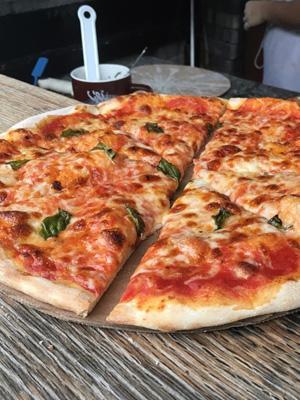 Margherita Wood Fire Pizza