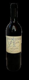 Muscedere Vineyards 2018 Cabernet Franc Label